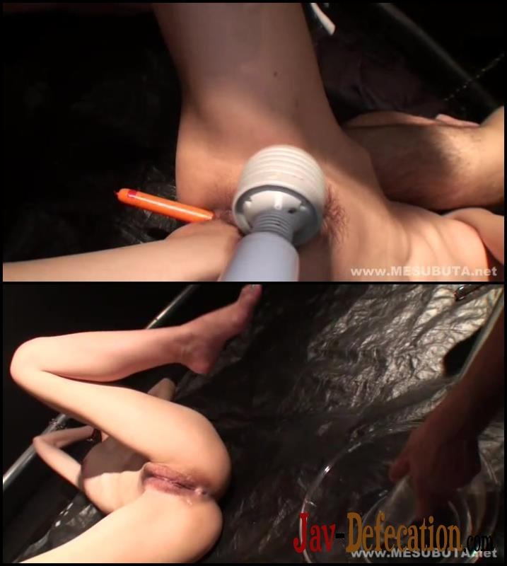 BFRS-01 Rape girl enema and masturbation defecated (2018 | SD)